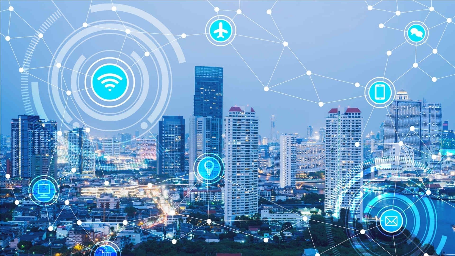 LA CITTA' DEL FUTURO È SMART: COS'E' DAVVERO UNA SMART CITY?
